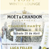 MOET CLOSING PARTY